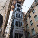 Lisbonne - Ascenseur
