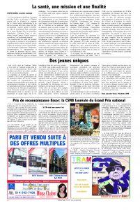 La Poste de Mont-Royal le 18 avril 2018